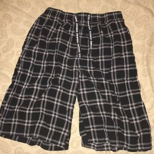 Joe boxer woman's pj shorts